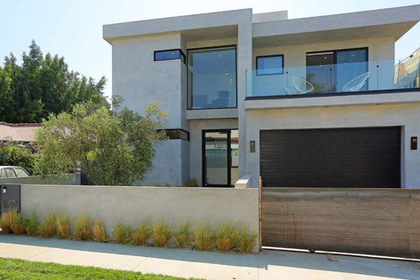 modern residential estate