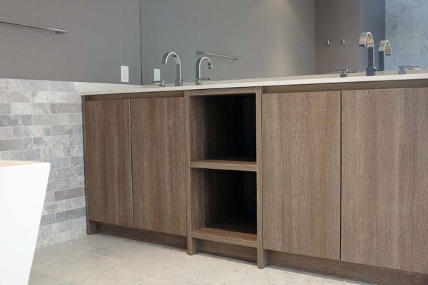 custom bathroom cabinets Los Angeles