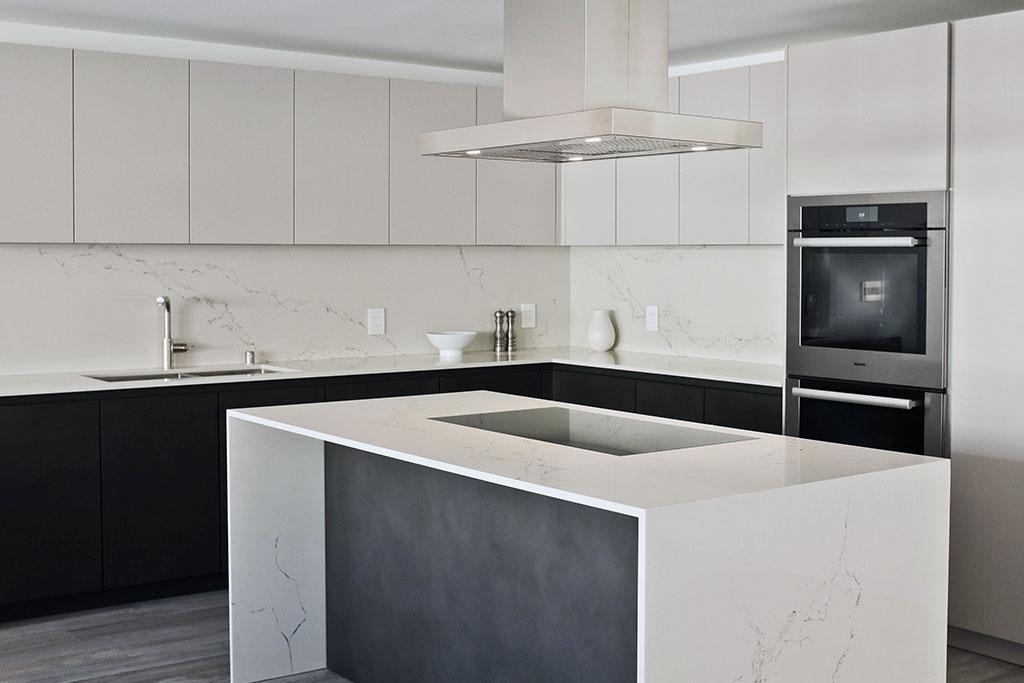 West Hollywood Kitchen Redefines Modern Leicht Los Angeles