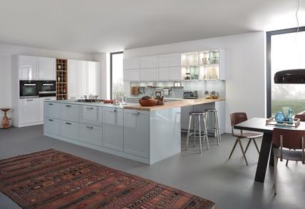 designer modular kitchens Los Angeles