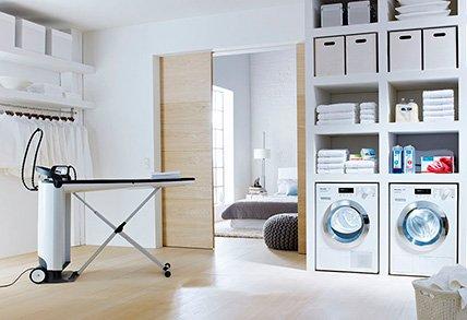 modern laundry room los angeles