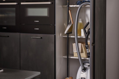 handleless kitchen cabinets Los Angeles