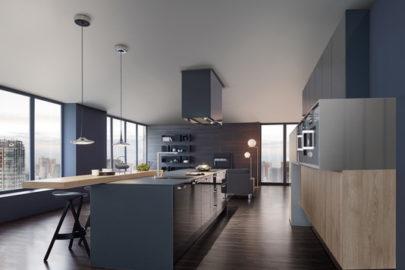 German kitchen Los Angeles