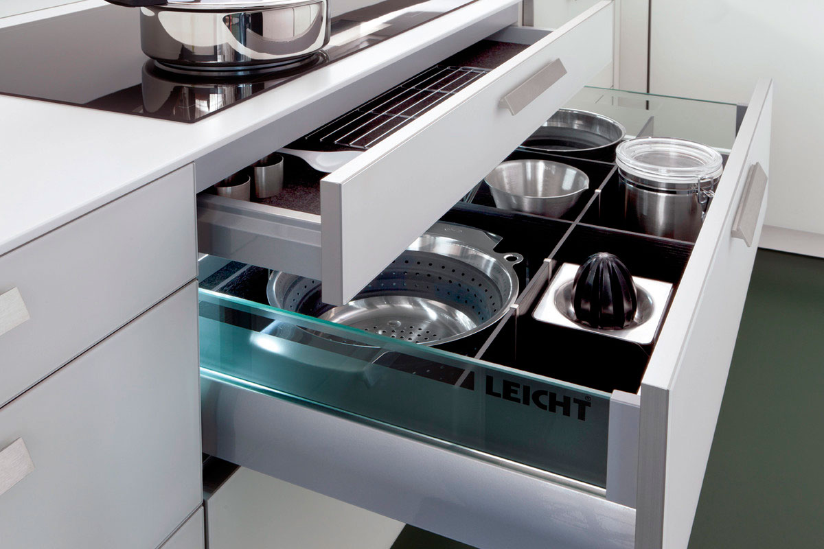 Interior Accessories Kitchen Works La Leicht Kitchens